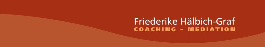 Frederike Hälbich-Graf Coaching-Mediation